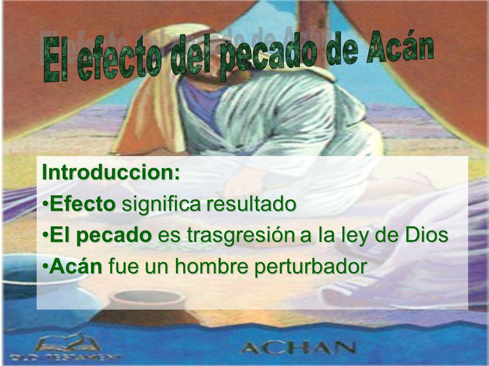 Reflexiones y aplicaciones El pecado debia ser erradicado de tajo 1Cor.