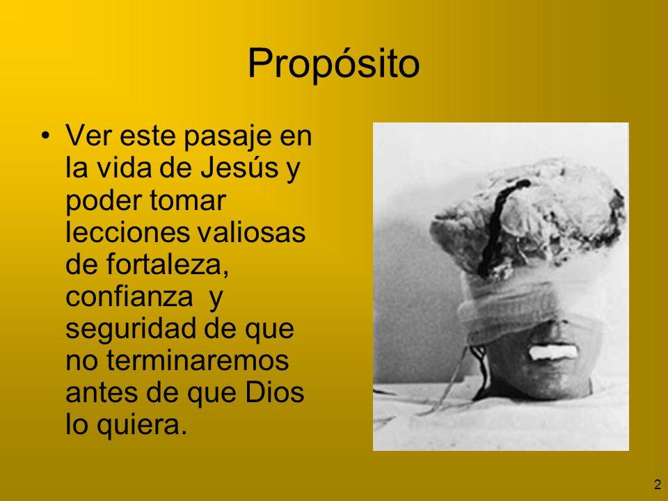 3 Mateo 26:1-5 Mat 26:1-5 (1) Cuando Jesús terminó todos estos discursos, dijo a sus discípulos: (2) Ustedes saben que la Pascua cae dentro de dos días, y el Hijo del Hombre será entregado para ser crucificado.