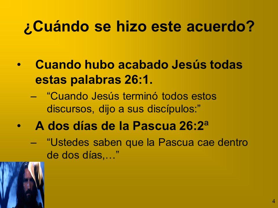 5 Jesús había hablado de esto con figuras muchas veces: Jn 3:14; – Recuerden la serpiente que Moisés hizo levantar en el desierto: así también tiene que ser levantado el Hijo del Hombre, Jn 6:51; –Yo soy el pan vivo que ha bajado del cielo.