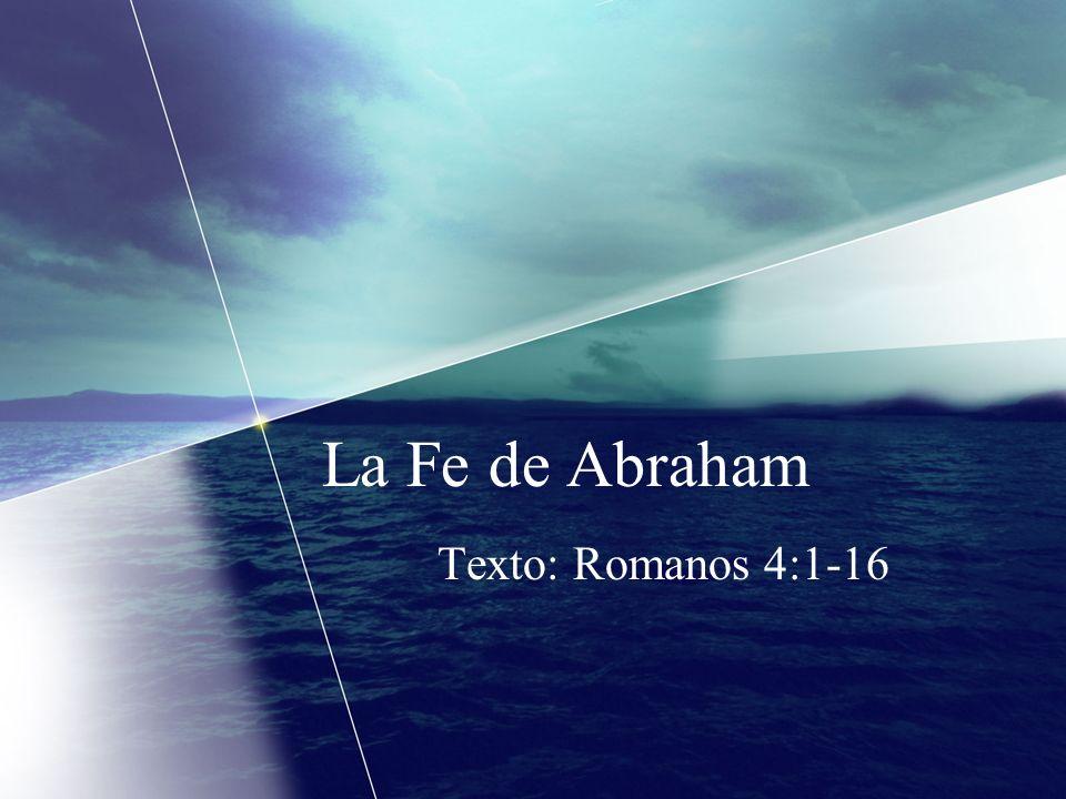 Comparando Nuestra Fe Haciendo una comparación de nuestra fe puede ser una experiencia ayudadora o dolorosa.