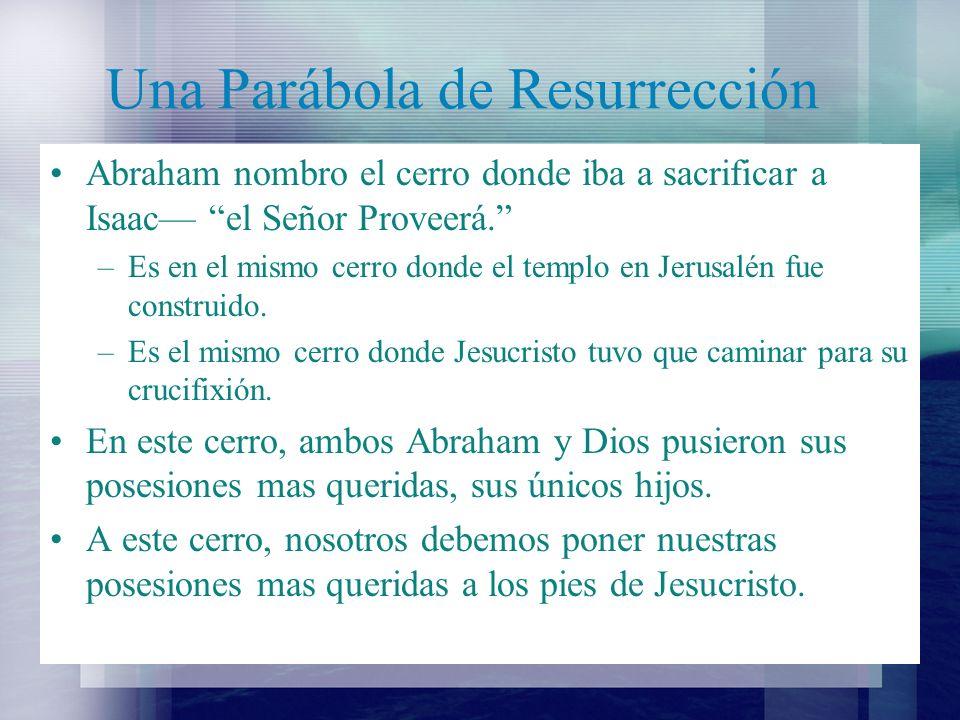 ¿Tienes la Fe de Abraham.¿Que tipo de fe tuvo. Una fe cree en Dios y Su Palabra.