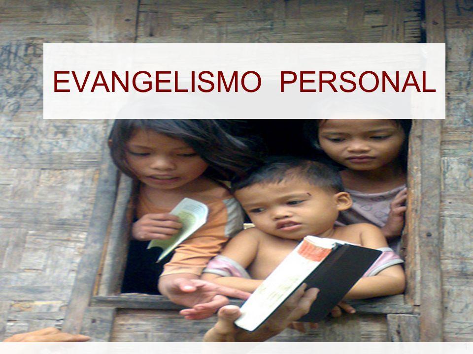 1 EVANGELISMO PERSONAL