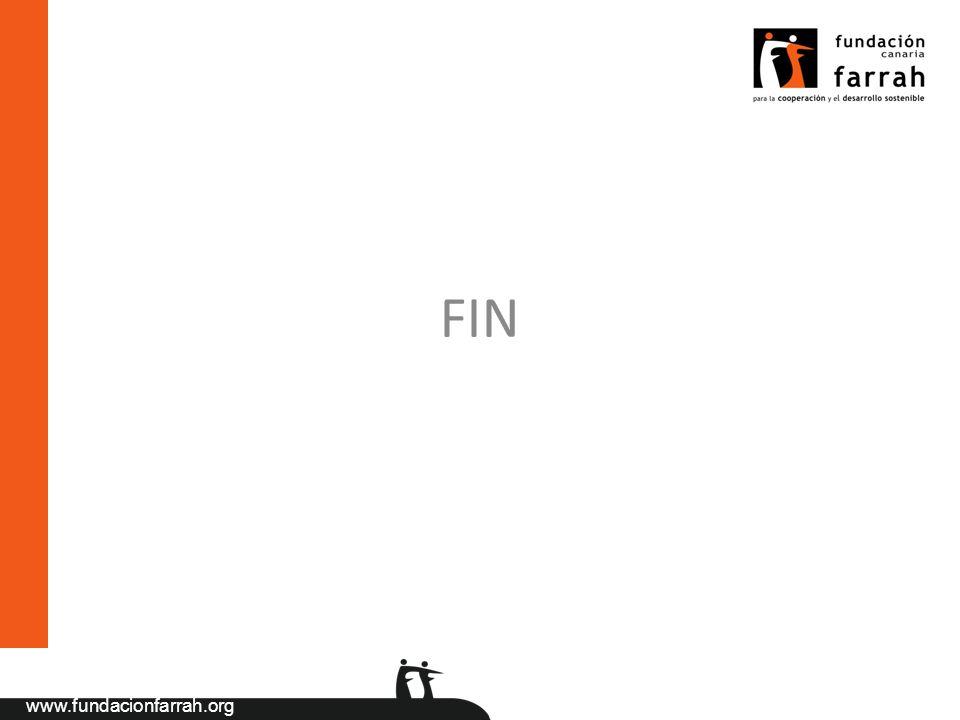 www.fundacionfarrah.org FIN