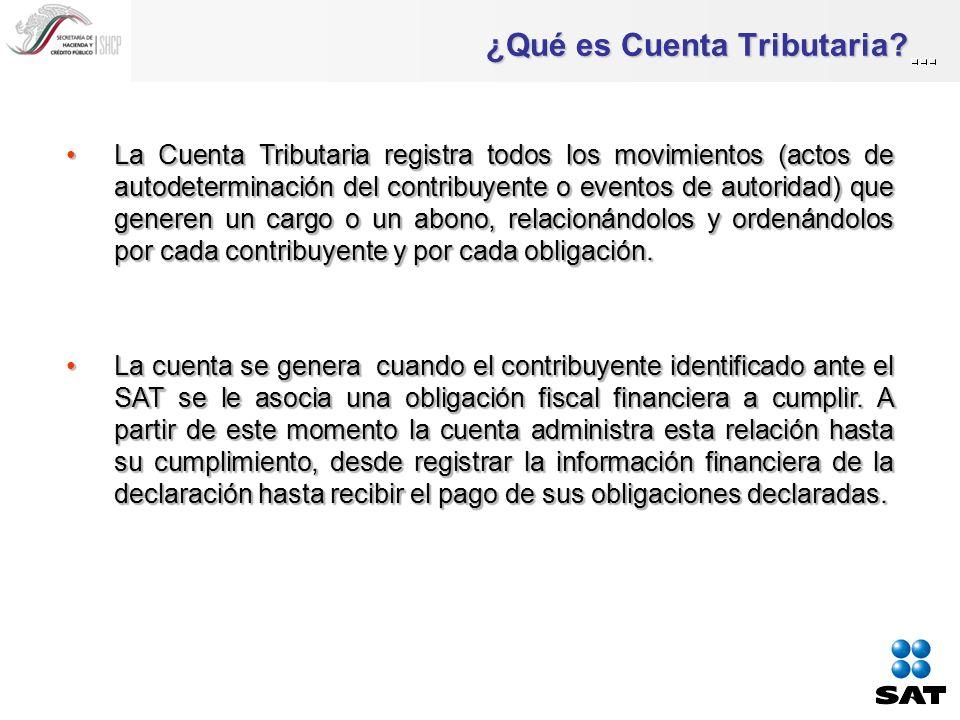 ¿Qué es Cuenta Tributaria.