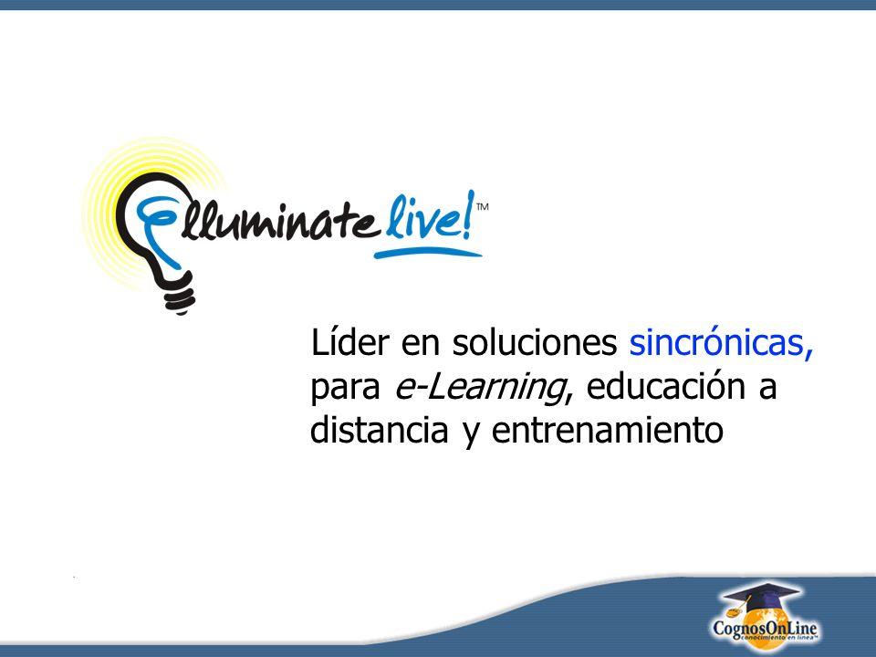 Elluminate live.