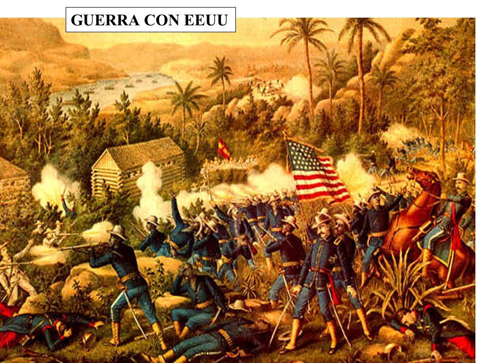GUERRA CON EEUU