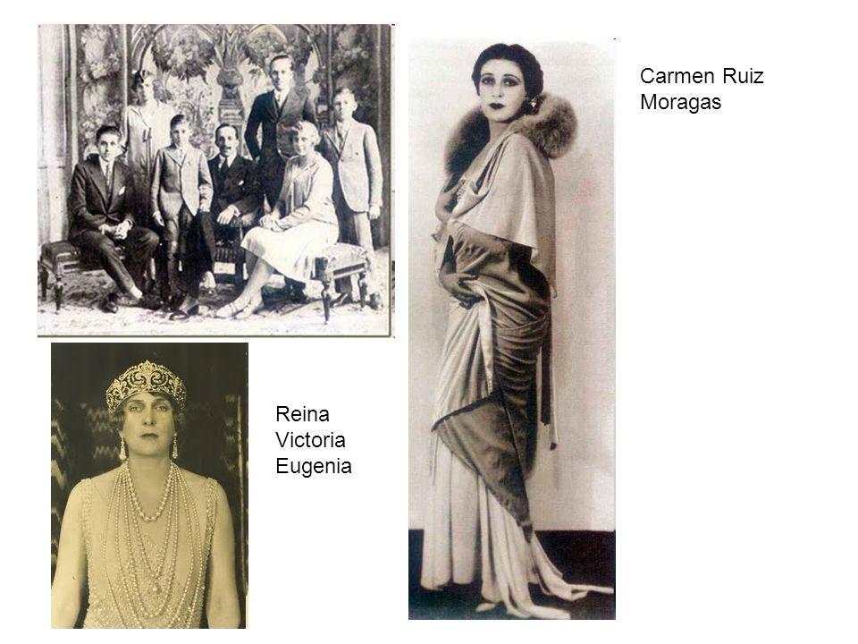 Reina Victoria Eugenia Carmen Ruiz Moragas