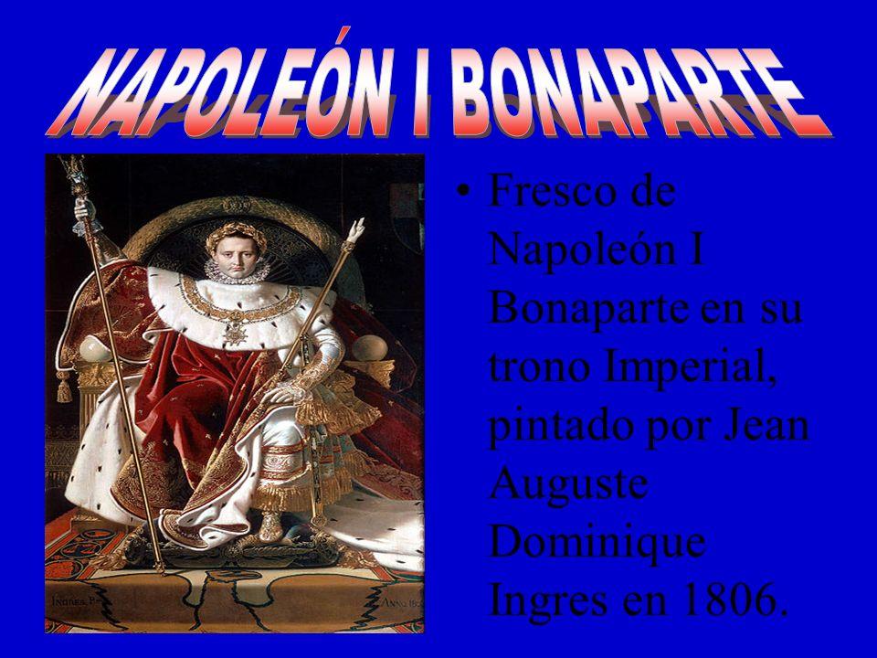 Síntesis de la Era Napoleónica: El Consulado (1799-1804): Cónsules: Napoleón I, Sieyés y Ducos.