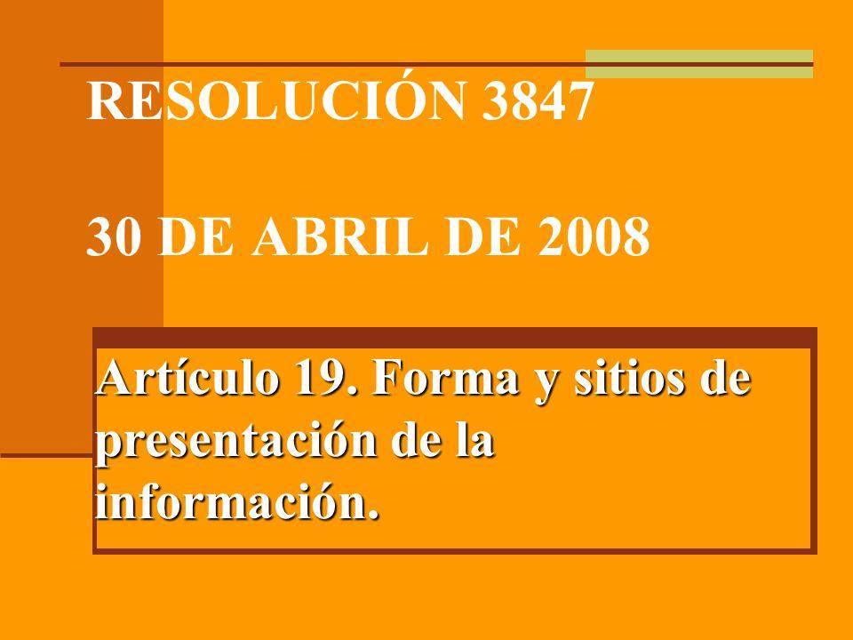 La información a que se refiere la presente Resolución debe ser presentada en forma virtual utilizando los servicios informáticos electrónicos de la Dirección de Impuestos y Aduanas Nacionales, haciendo uso de la firma digital, respaldada con certificado digital emitido por la DIAN.