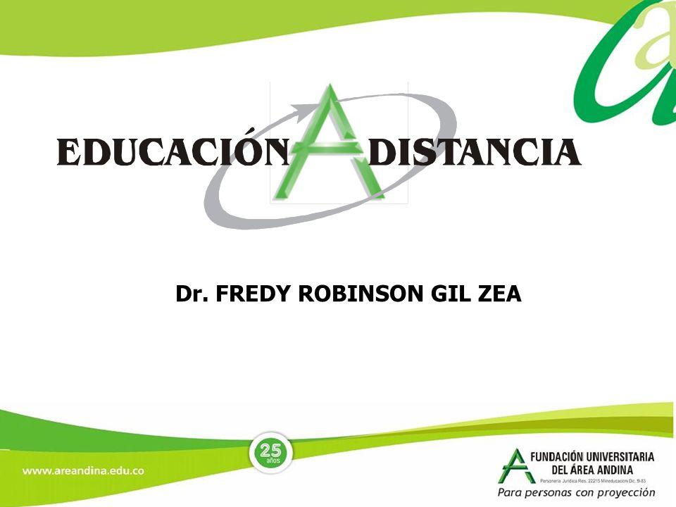 Dr. FREDY ROBINSON GIL ZEA