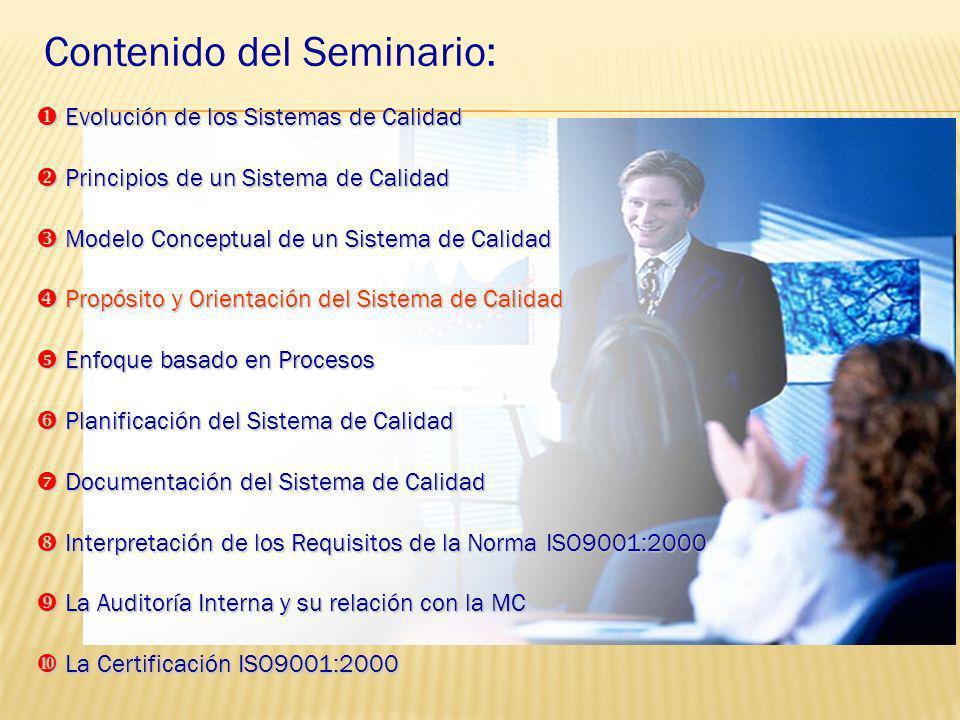 SISTEMA DE GESTION DE LA CALIDAD ISO9001:2008 Responsabilidad de la Dirección Responsabilidad de la Dirección Gestión de los Recursos Medición, Anális