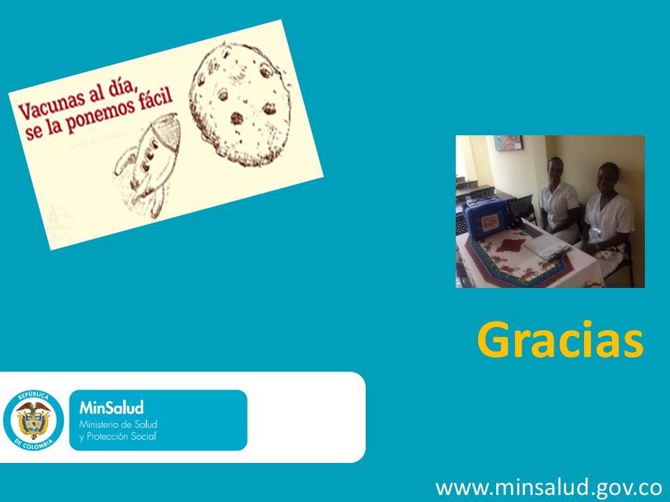 Gracias www.minsalud.gov.co