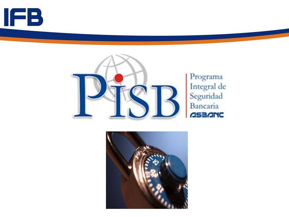 ¿Qué es el Programa Integral de Seguridad Bancaria (PISB).