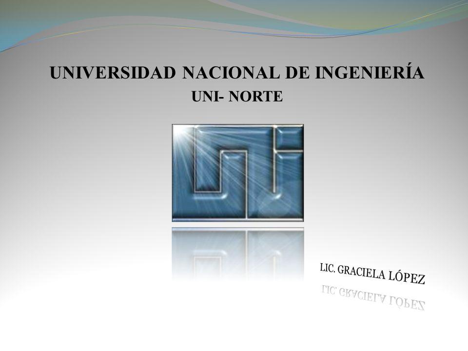 UNIVERSIDAD NACIONAL DE INGENIERÍA UNI- NORTE