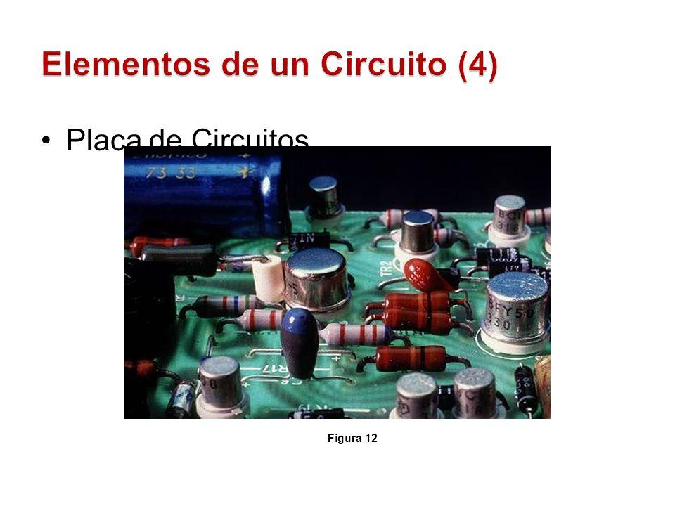 Placa de Circuitos Figura 12
