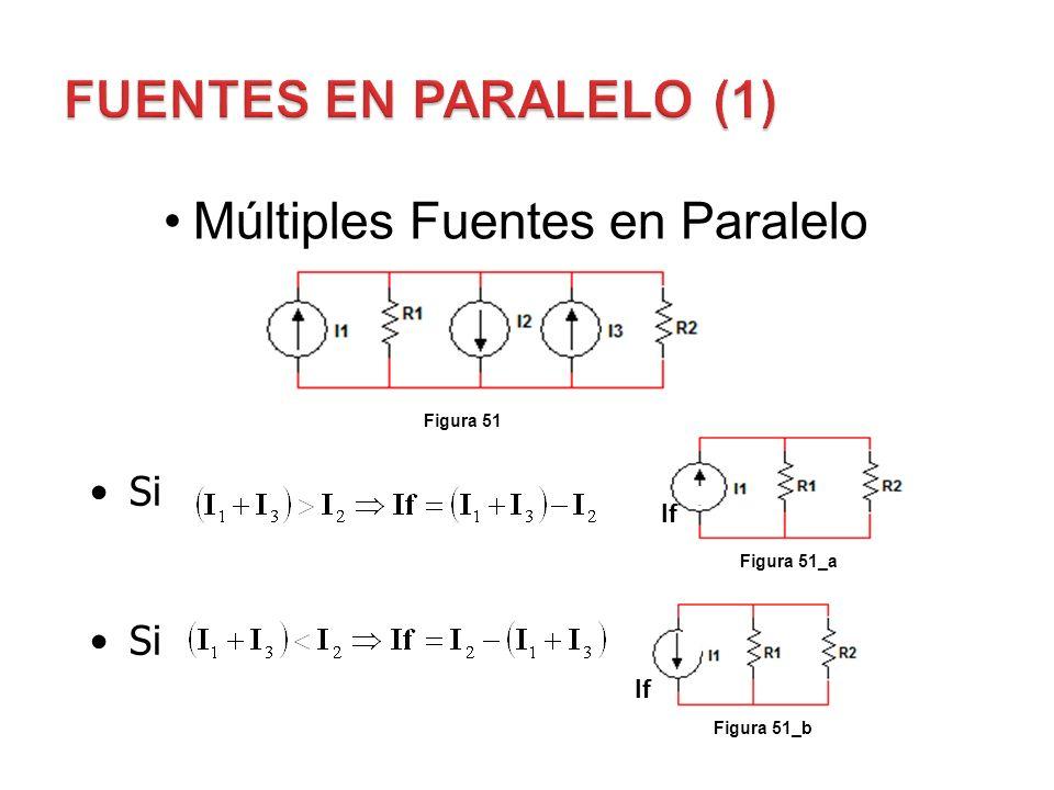 Múltiples Fuentes en Paralelo Figura 51 Si Figura 51_a Figura 51_b If