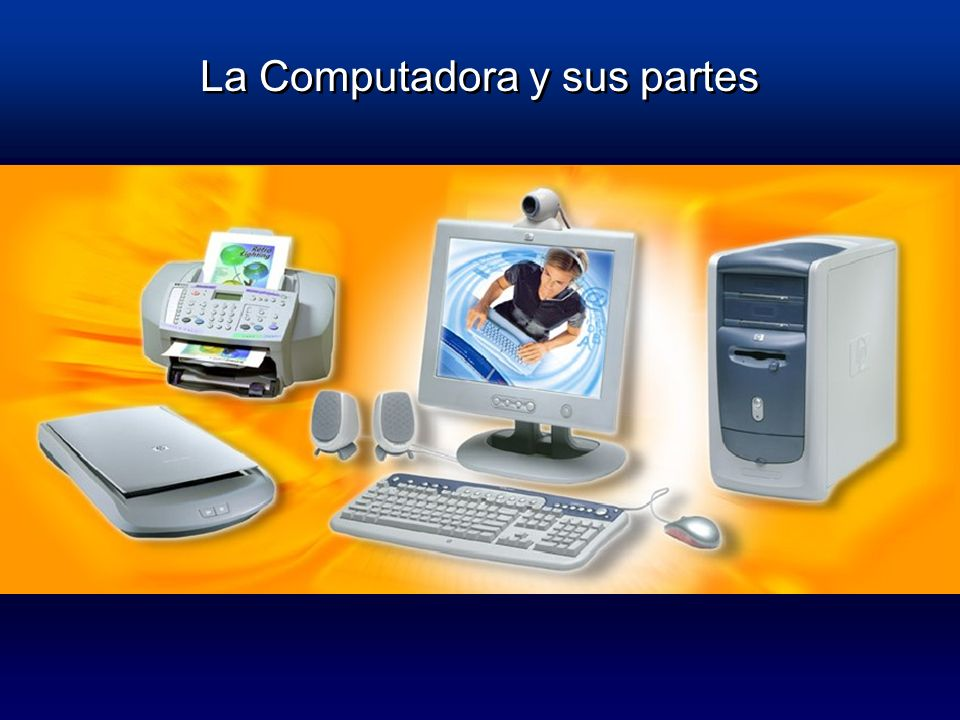 Serial Paralelo USB Puertos de Entrada / Salida PS/2 Componentes de la computadora