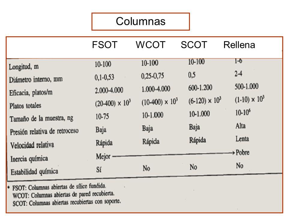 FSOT WCOT SCOT Rellena