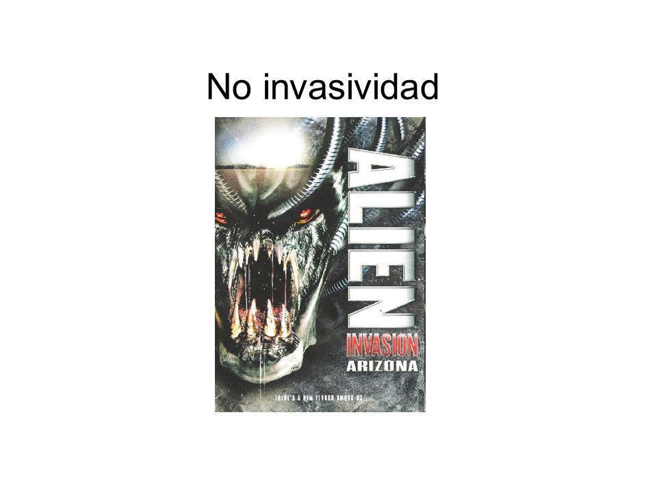 No invasividad