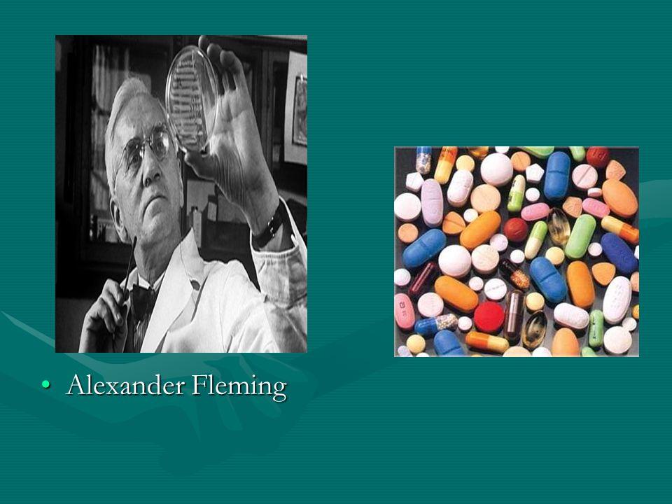 Alexander FlemingAlexander Fleming