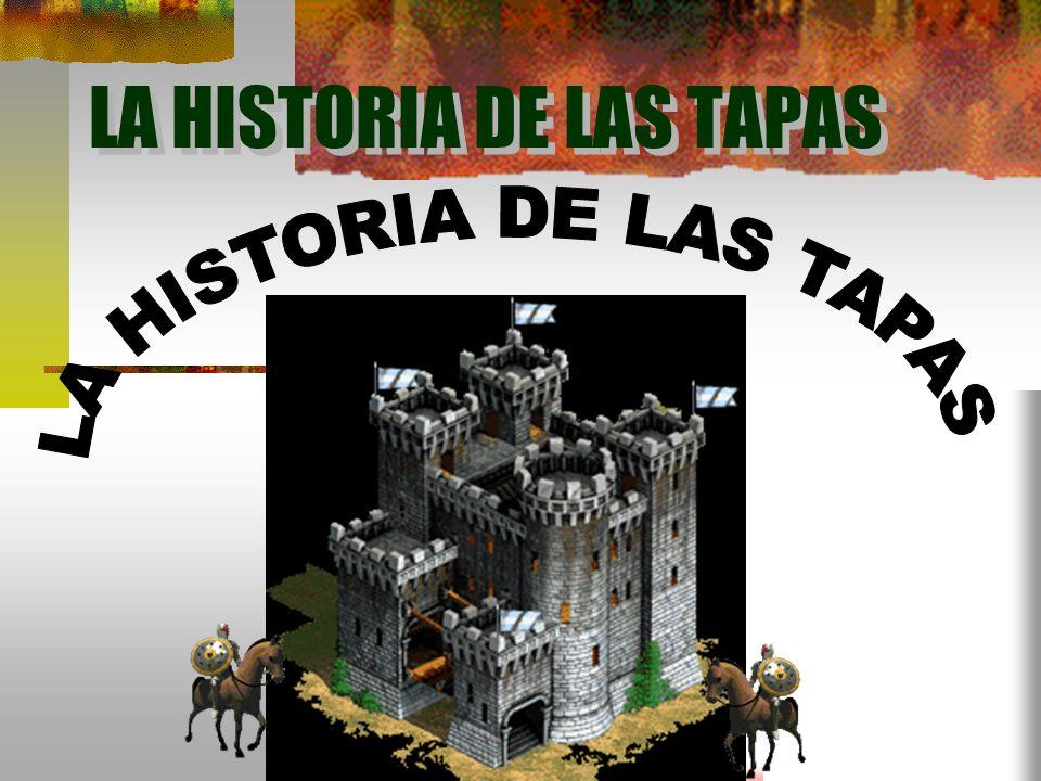 TIPOS DE TAPAS