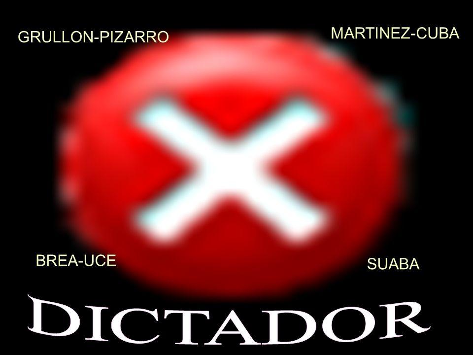 GRULLON-PIZARRO BREA-UCE MARTINEZ-CUBA SUABA