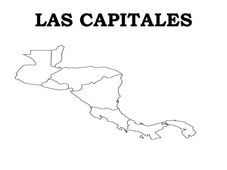 ¿QUÉ ES LA CAPITAL DE ¿QUÉ ES LA CAPITAL DE EL SALVADOR? 3. ES 3. ES SAN SALVADOR