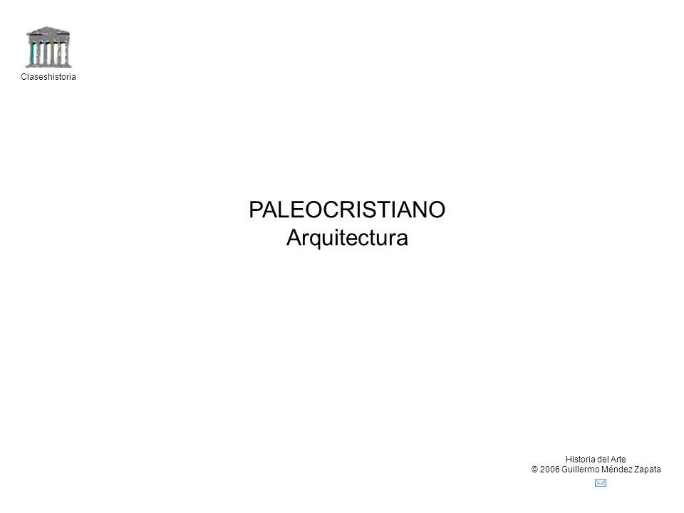Claseshistoria Historia del Arte © 2006 Guillermo Méndez Zapata Catacumba de San Calisto Loculi Criptas (galerías)