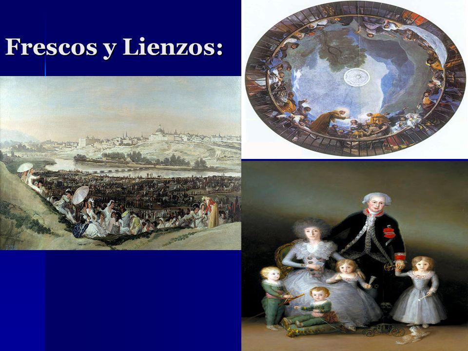 Frescos y Lienzos: