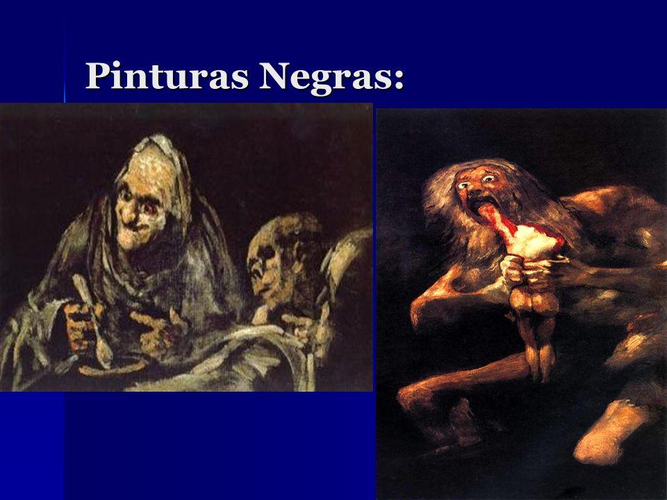 Pinturas Negras: