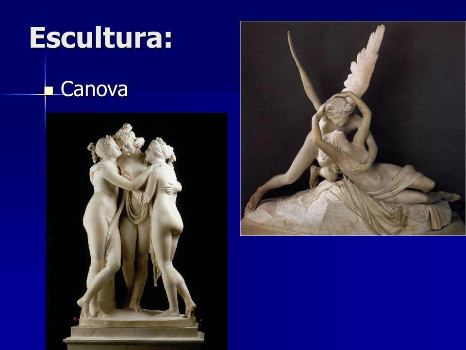 Escultura: Canova Canova