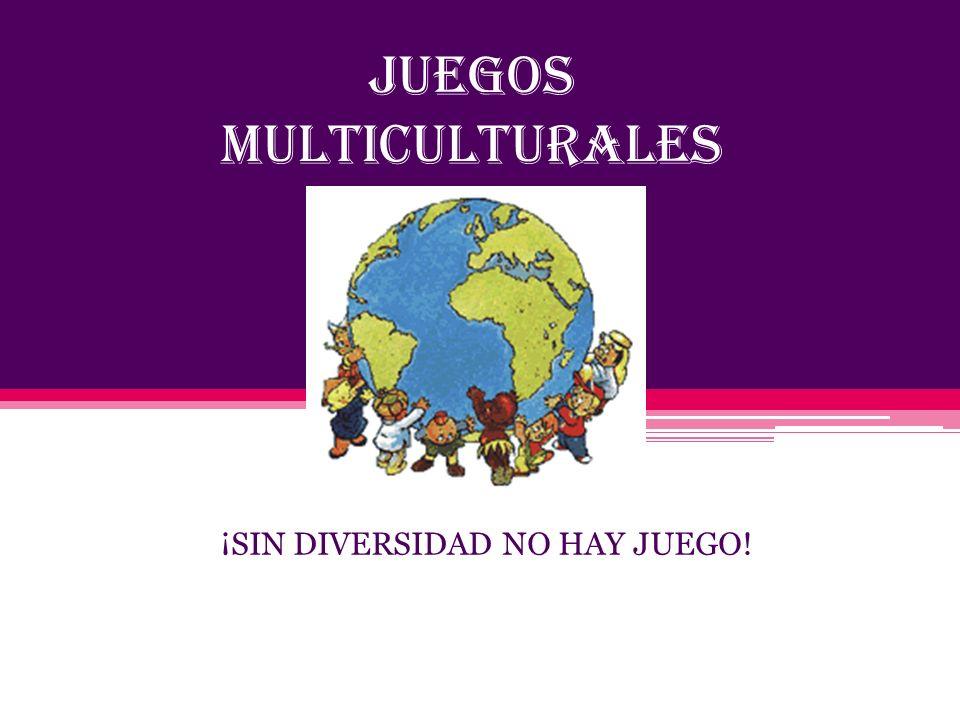 Juegos tradicionales de otras culturas Son: recopilación de juegos populares de otros países o culturas.