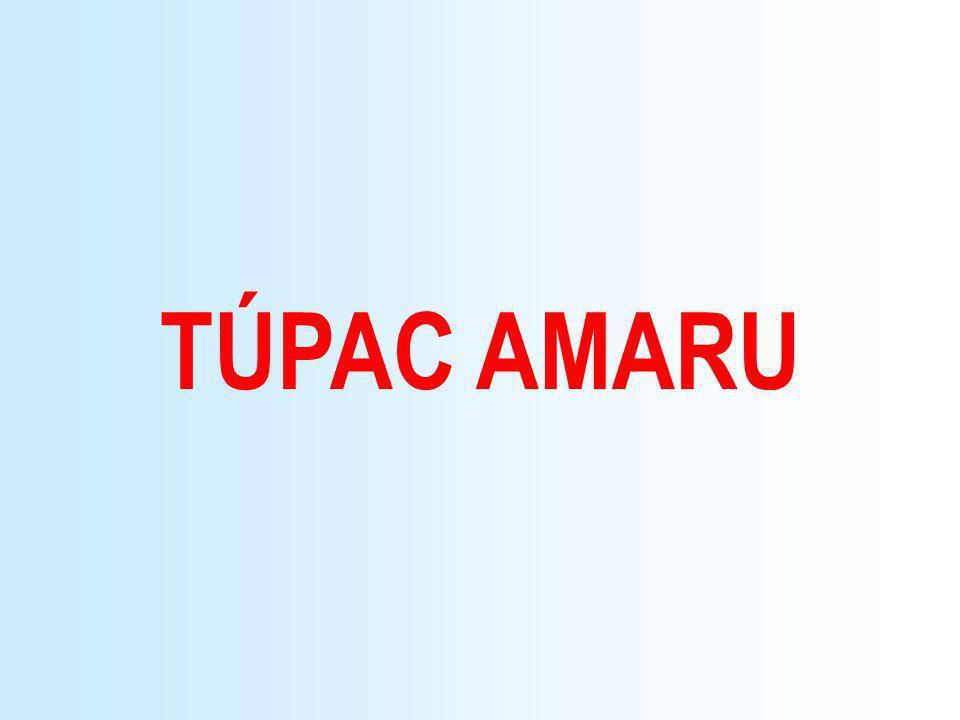 TÚPAC AMARU