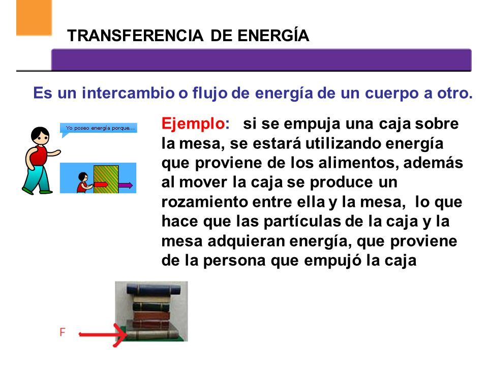 Radiante Otros tipos de energía son: Es la que se transmite en forma de ondas electromagnéticas