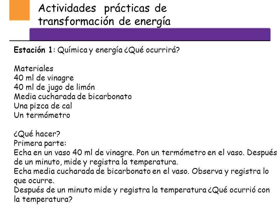 Guía de actividades Energía b) ¿Cuáles son renovables? ¿Y no renovables? c) Clasifica los siguientes recursos energéticos en renovables y no renovable