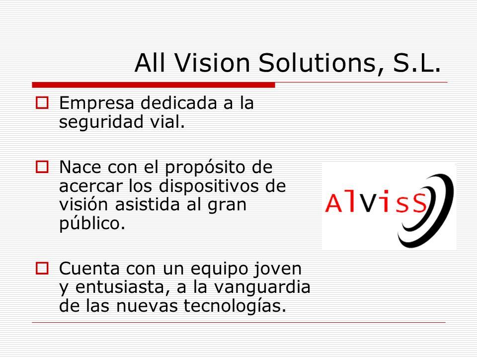 All Vision Solutions, S.L.Empresa dedicada a la seguridad vial.