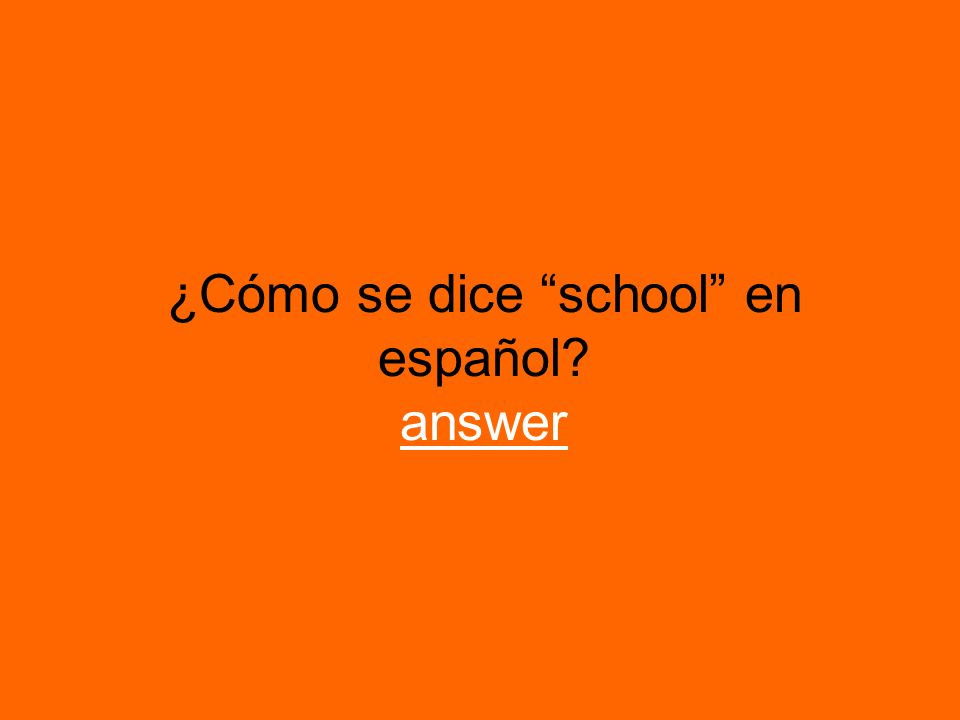 ¿Qué te gusta hacer? (draw) answer answer