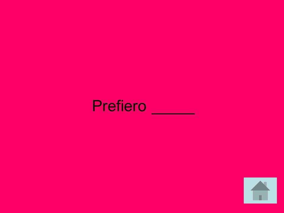 ¿Qué color prefieres? answer answer
