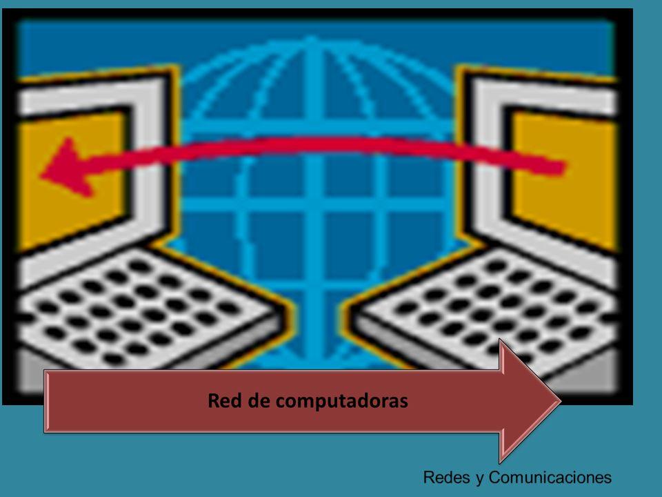 (también llamada red de ordenadores o Red informática ) Conjunto de equipos (computadoras y/o dispositivos) conectados por medio de cables, señales, ondas o cualquier otro método de transporte de datos, que comparten información (archivos), recursos (CD-ROM, impresoras, etc.) y servicios (acceso a internet, e-mail, chat, juegos), etc..