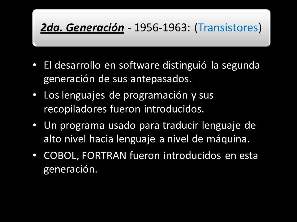 IBM 704 (1954) IBM 709 (1958)