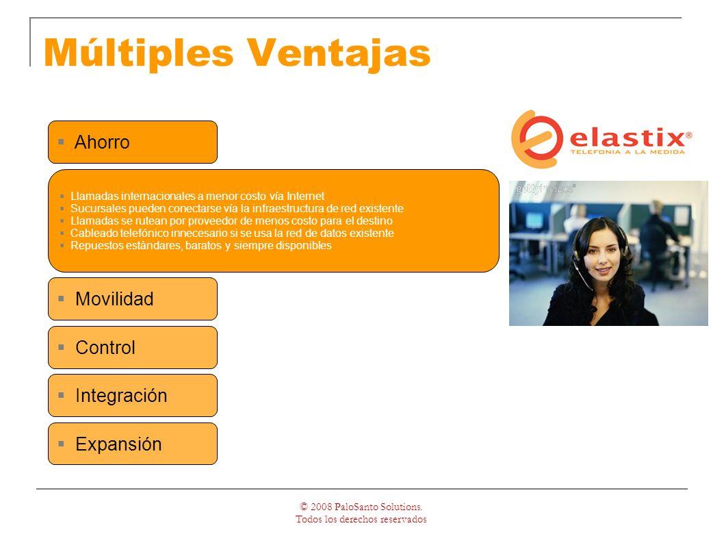 © 2008 PaloSanto Solutions.