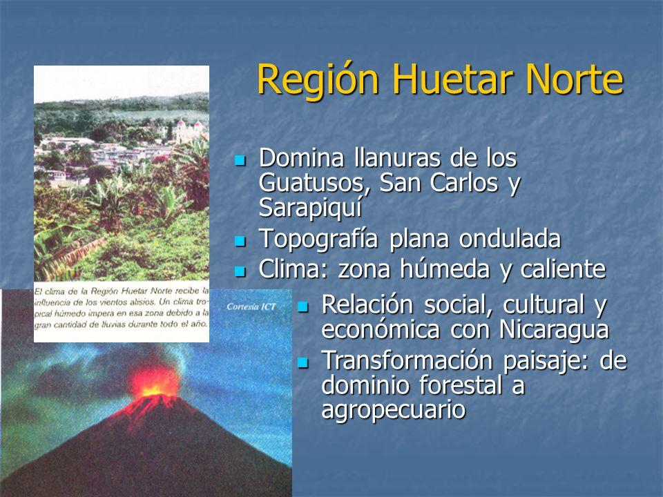 soluciones Incentivar el turismo ecológico Incentivar el turismo ecológico Proyectos de riego como el del río Tempisque cultivos frutas y arroz Cañas,