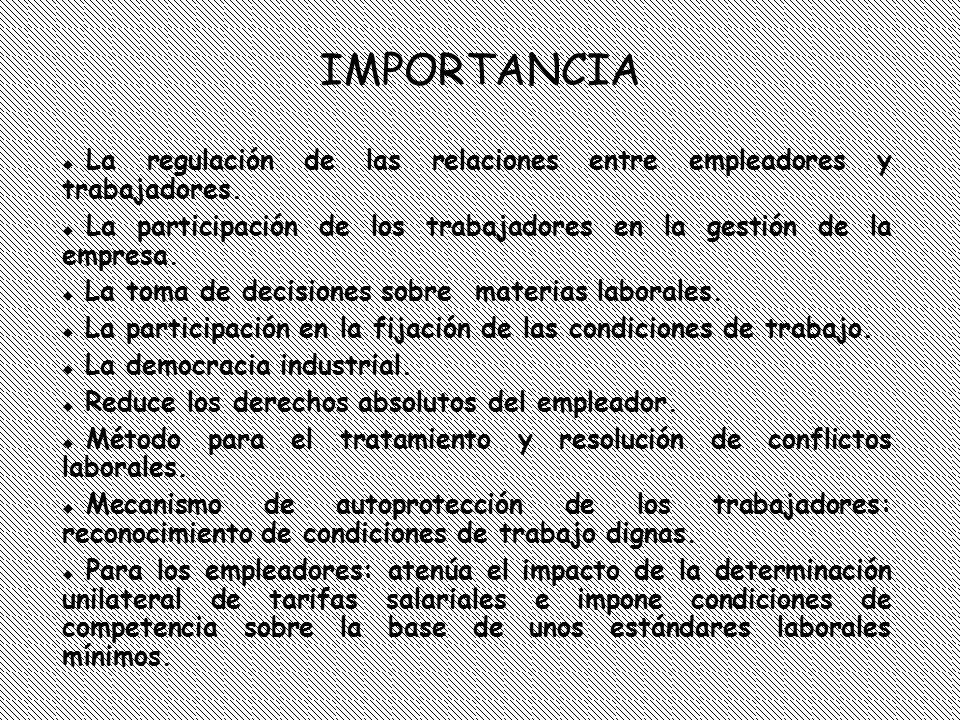 SENTENCIA C- 377 JULIO 27 DE 1998 El derecho a la negociación colectiva depende de la clase de relación laboral: 1.