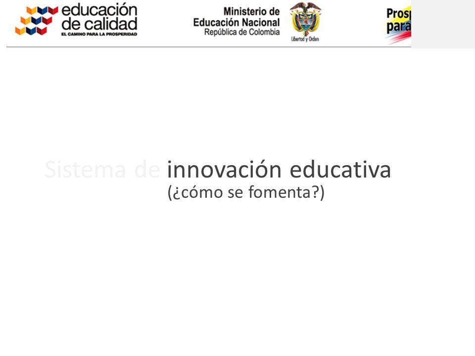 BOG-AAA123-20110325- La innovación no implica simplemente la incorporación de recursos tecnológicos en las aulas. Significa una transformación cultura