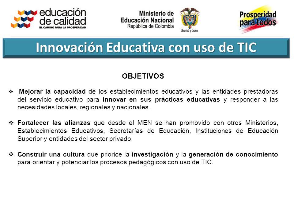BOG-AAA123-20110325- Estrategias y acciones Crear el Sistema Nacional de Innovación Educativa Articular la educación media con la superior y la educac