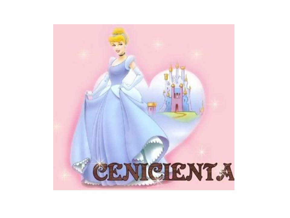 Un día de Cenicienta Ceniciente fue al baile en la noche, pero antes de ir al baile, tuvo que terminar sus quehaceres.