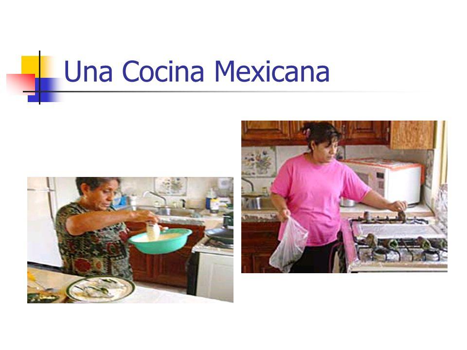 Una Cocina Mexicana