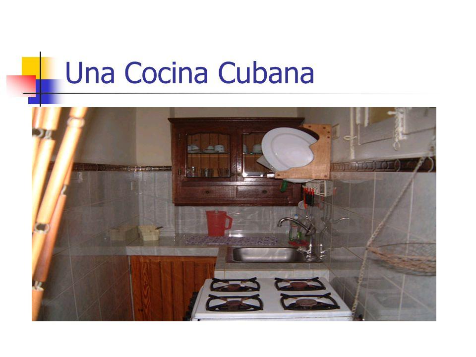 Una Cocina Cubana