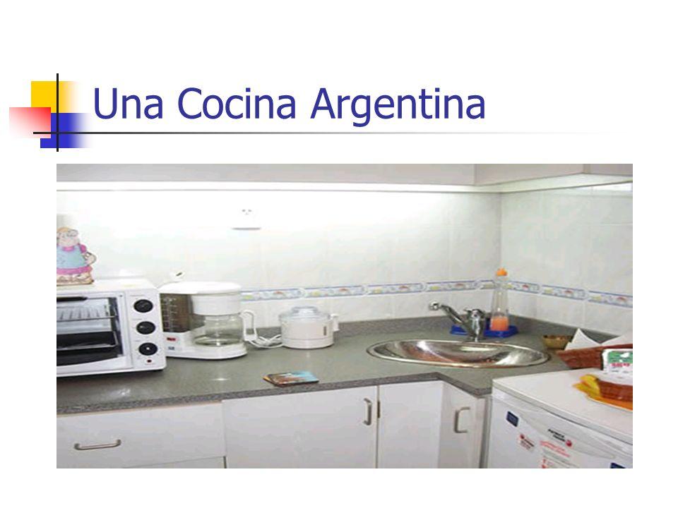 Una Cocina Argentina