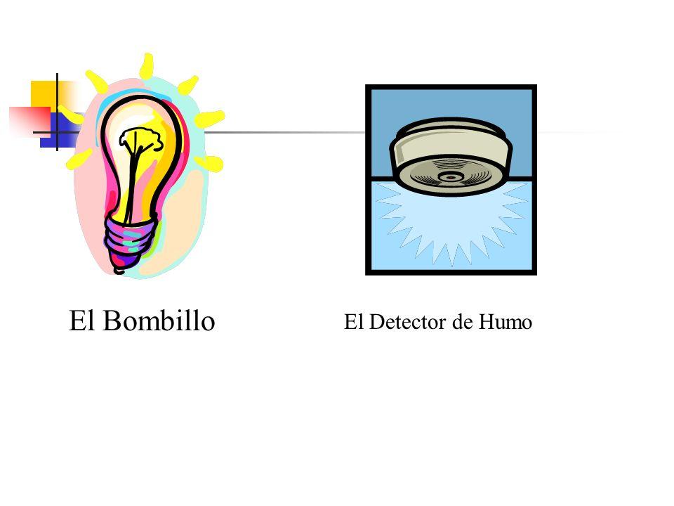 El Bombillo El Detector de Humo